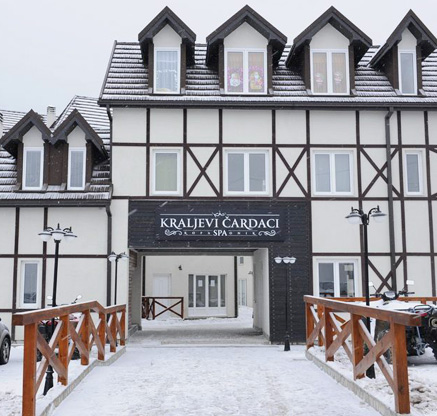 Accommodation - Kraljevi Cardaci SPA, Kopaonik