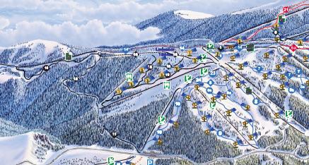 Kopaonik Web Kamere Ski Mapa